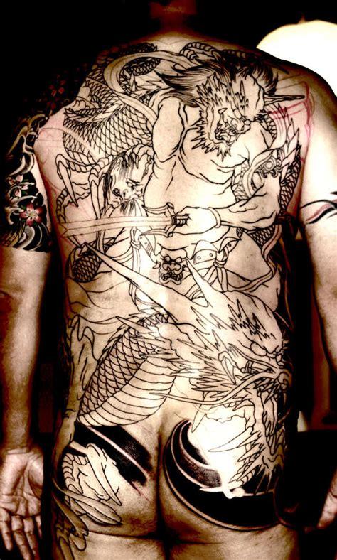 tattoo back japanese japanese back piece tattoo