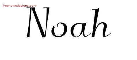 tattoo lettering noah noah archives page 2 of 2 free name designs