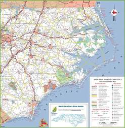 map of coast map of carolina coastal towns hd pictures
