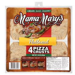 Pizza crusts mama mary s ready made pizza crusts pre made pizza