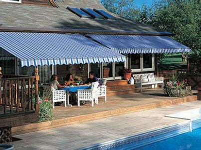 retractable awnings nj motorized retractable awnings northern nj bergen awnings