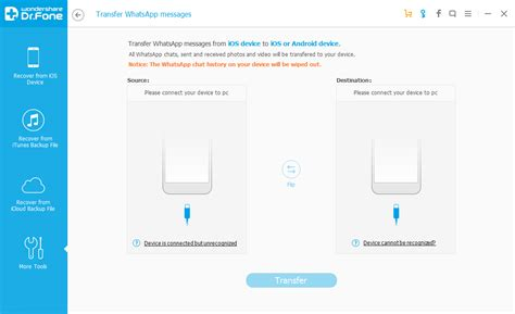 transfer whatsapp messages from android to iphone how to transfer whatsapp messages from iphone to android samsung