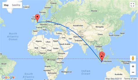 trip  indonesia london  jakarta bangka