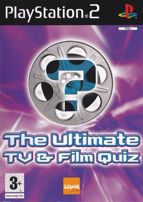 film covers quiz the ultimate tv film quiz for playstation 2 2005