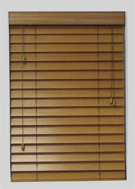 Horizontal Blinds Real Wood Blinds Wood Horizontal Window Blinds