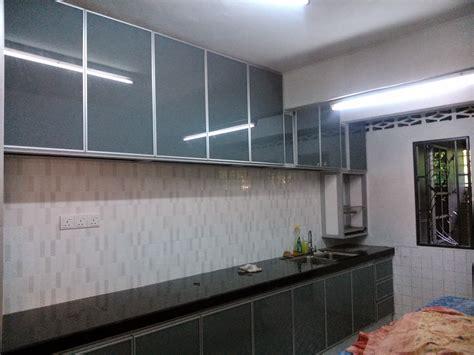 dapur warna kelabu desainrumahidcom