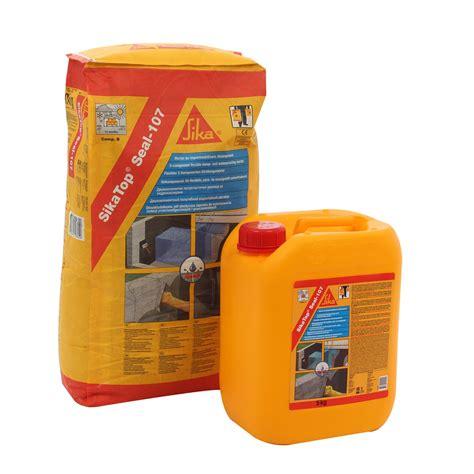 Sikatop Seal 107 dedeman mortar de impermeabilizare bicomponent sikatop