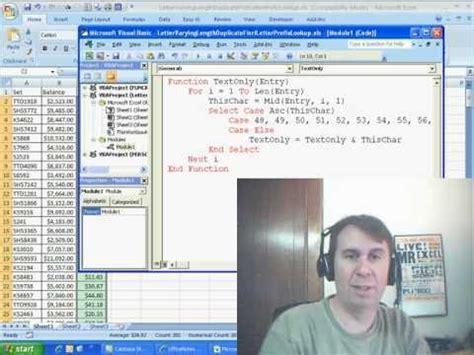 mr excel & excelisfun trick 41: vba or formula extract