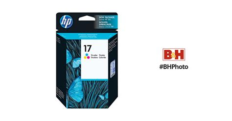 Hp Tricolor Ink Cartridge 17 C6625a hp 17 tri color inkjet print cartridge for deskjet 840c c6625a