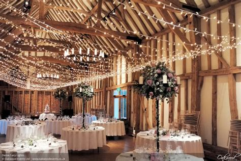 fairy lights hire oakwood