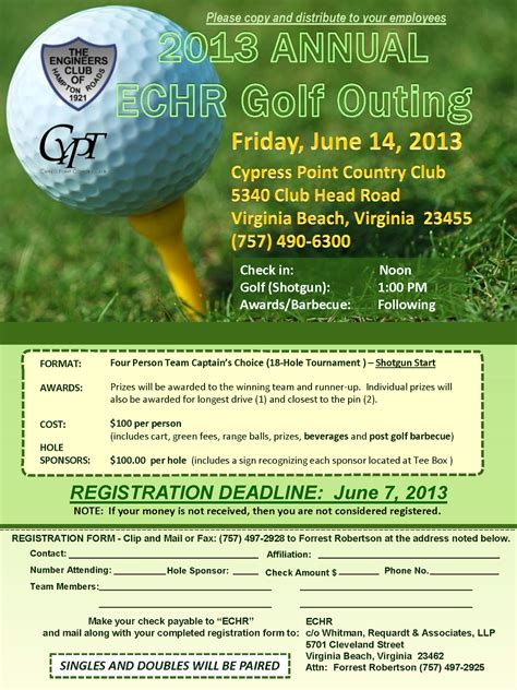 golf outing flyer template posted by tidewatervspe at 6