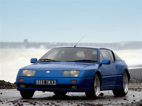 renault alpine gta alpine gta cool cars wallpaper