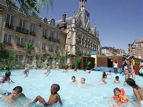 Salon De Jardin Pour Enfant 3214 by Quand La Plage S Installe Dans Les Villes