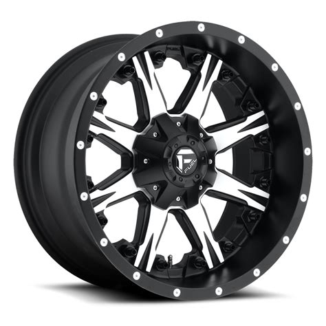 fuel wheels fuel 1 piece wheels nutz d541 wheels down south custom