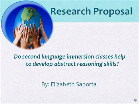 format of research proposal ppt research proposal hdap 2293 authorstream