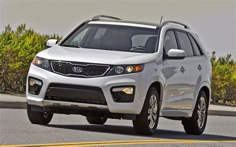 Kia Sorento Cars Kia Sorento 2013 Widescreen Car Pictures 18 Of 46