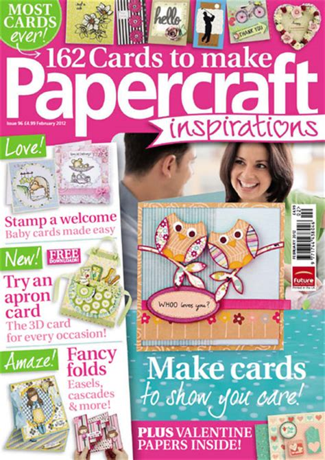 Papercraft Inspirations Magazine - papercraft inspirations february 2012 187 pdf magazines