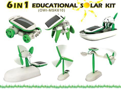 owi 6 in 1 educational solar kit owi msk610
