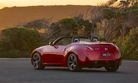 nissan convertible 2018 2018 nissan 370z update now on sale in australia