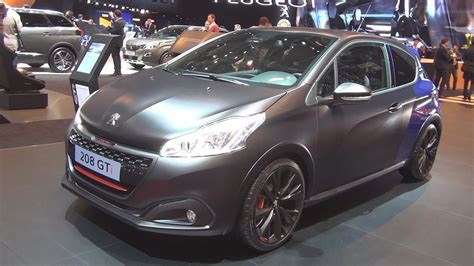 peugeot 208 gti inside peugeot 208 gti thp 208 s s sport 2017 exterior and