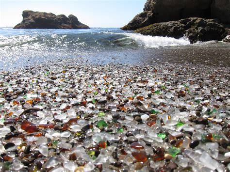glass beach disappearing in ft bragg grindtv glass beach in fort bragg california imgur