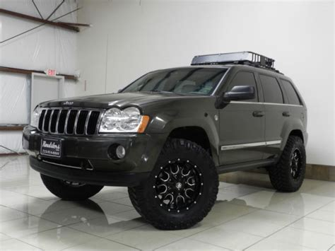 jeep grand homelink jeep grand limited 5 7l hemi lifted 4x4 roof