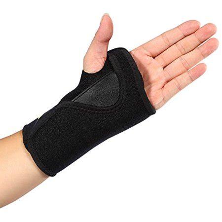 best wrist splint for carpal tunnel yosoo wrist brace breathable neoprene sleep splint