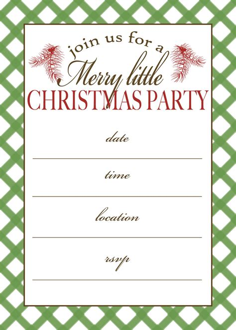 printable xmas party invitations free printable christmas party invitation moritz fine