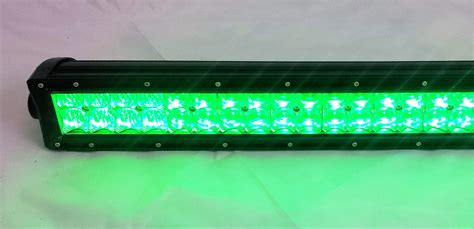 Rgb Led Light Bar 20 Inch 120 Watt Led Lights Led Led Lighting Bars