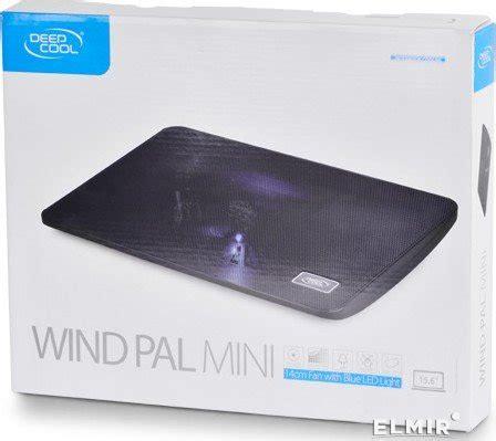 Deepcool Wind Pal Mini Notebook Cooling Pad Original подставка для ноутбука deepcool wind pal mini купить