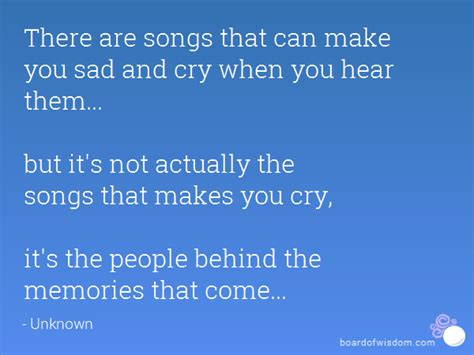 There Are Songs About All Of Them Part 2 by There Are Songs That Can Make You Sad And Cry When You