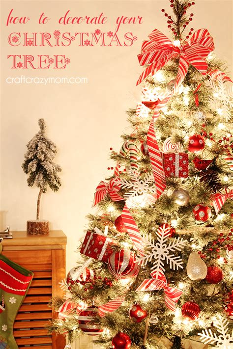 how to decorate for christmas how to decorate a christmas tree