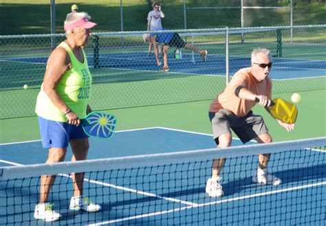 pickleball 5 0 a journey from 2 0 to 5 0 black and white edition books pickleball finds new home in onalaska news