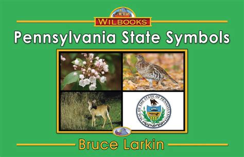 a state books pennsylvania state symbols grade book wilbooks
