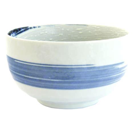 net pattern bowl japan centre ceramic bowl white blue swirl pattern