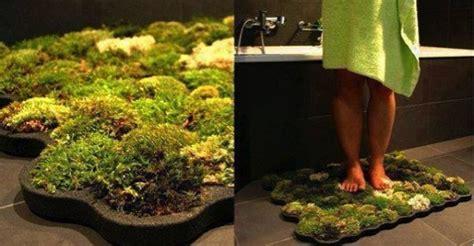 How To Make Moss Shower Mat by Diy Moss Bath Mat Do It Yourself Ideas