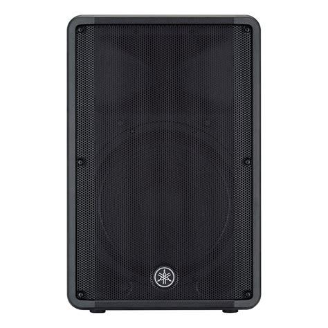 Speaker Yamaha Dbr 15 Yamaha Dbr 15 1000w Powered Speaker Quot Brisbane Sound