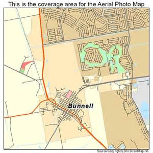 bunnell florida map aerial photography map of bunnell fl florida