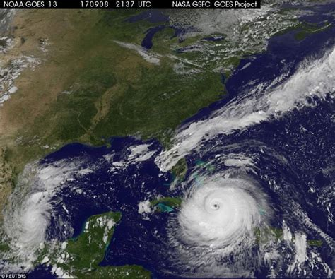Hurricane L by More Than 5 6 Million Ordered To Leave Florida Daily Mail