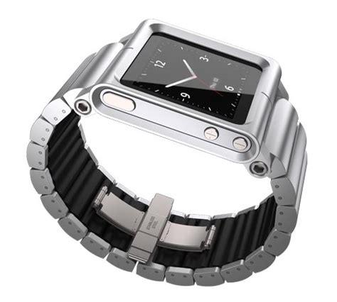 apple ipod nano 6g lunatik yout lunatik lynk ipod nano band gadgetsin