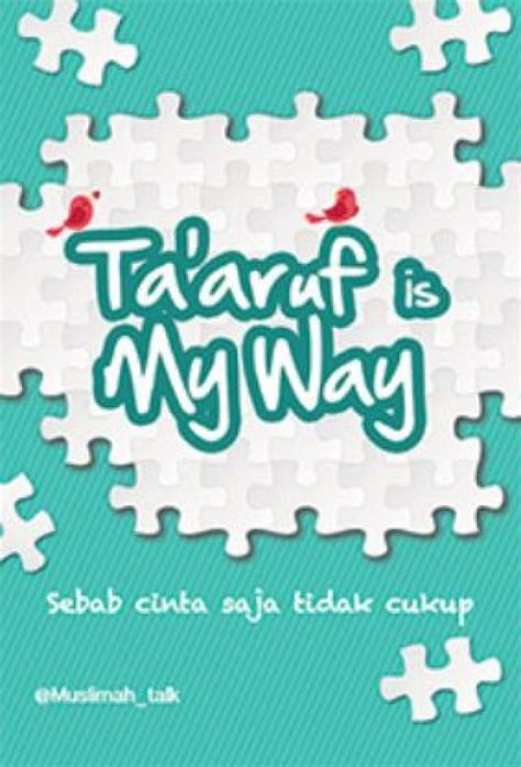 bukukita ta aruf is my way toko buku