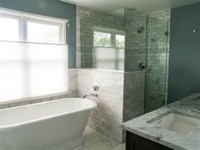 traditional master bath remodel by hyland homes