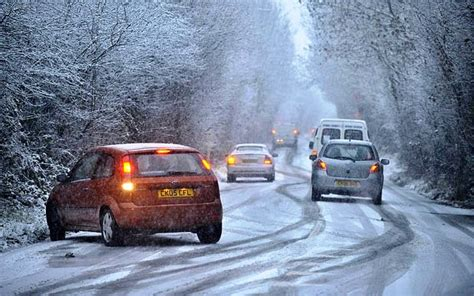 driving in conditions tips for driving in and snow