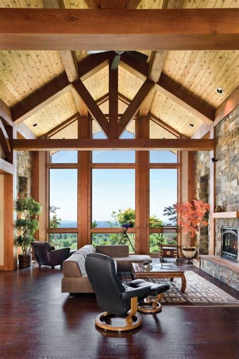 Log Home Decorating Tips contemporary log home decorating ideas styles and tips