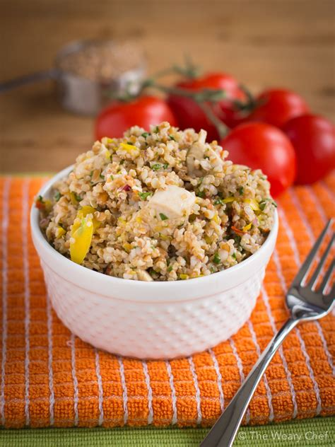 recipes with whole grains summer salad recipe with whole grains and chicken the