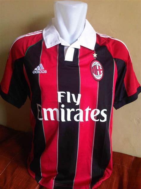 Jersey Ac Milan Away 1617 Grade Original jersey of ac milan 79sportcorners
