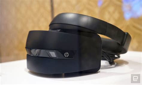 Vr Hp Check Out The Windows Vr Headsets From Dell Hp And Acer