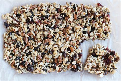 fruit and nut bars fruit and nut bars slender kitchen