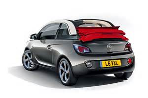 Vauxhall Convertable Vauxhall Adam Cabriolet Is Coming Auto Express