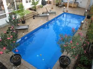 tropical backyard design rectangle pool designs pool tropical with backyard pool i